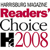2008 Harrisburg Magazine Readers Choice