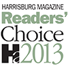 2013 Harrisburg Magazine Readers Choice